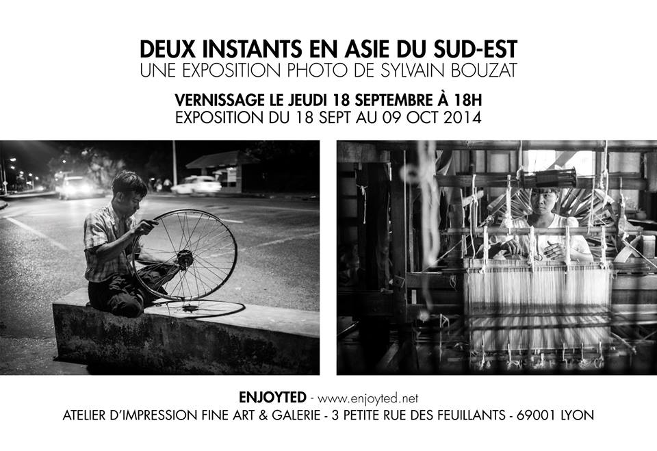 Expo Sylvain Bouzat